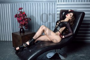 Anastassia live escort and nuru massage