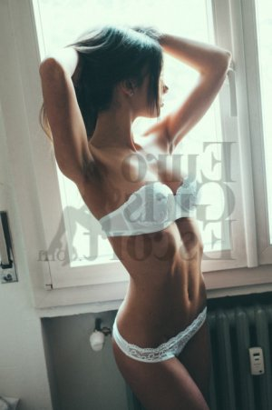 Mirjam escort in Metairie LA, massage parlor