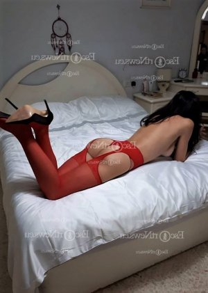 Imelda escort girl in Lebanon and nuru massage